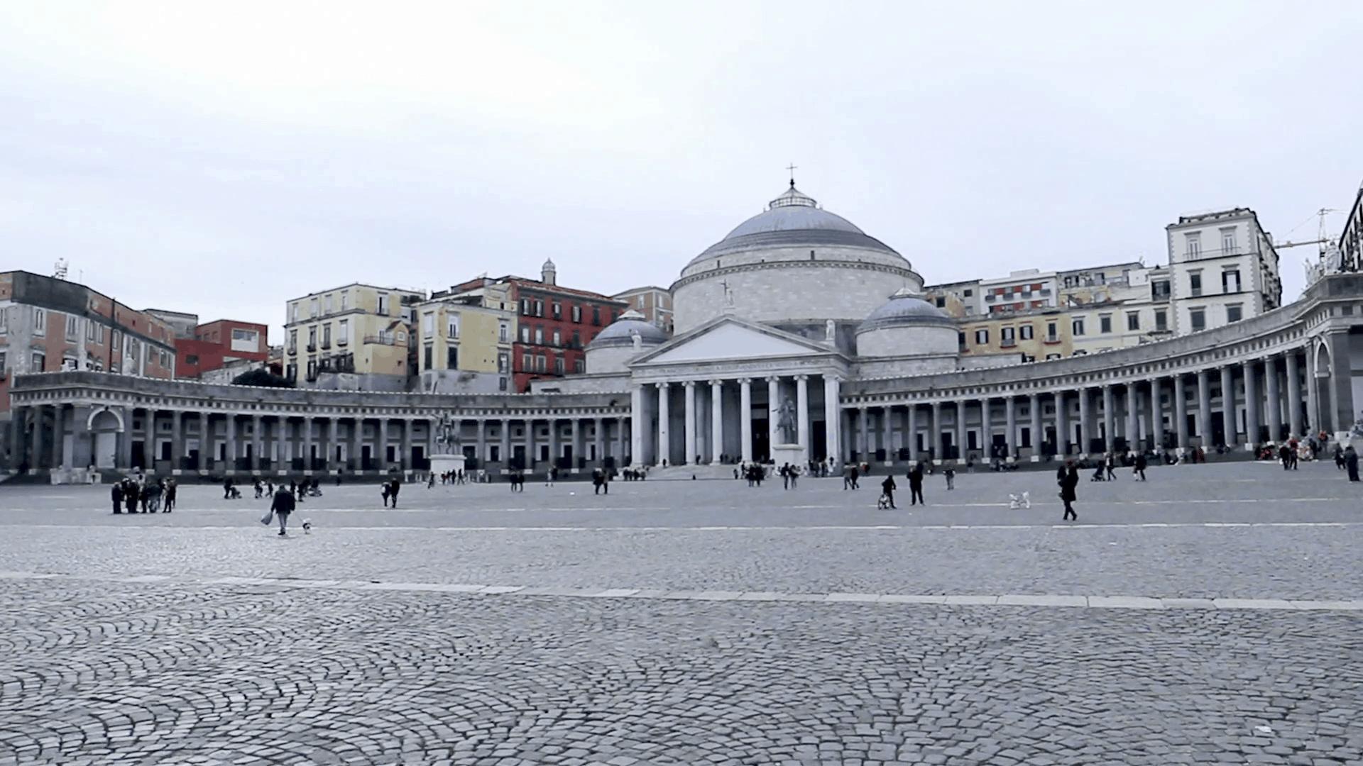 ساحة Piazza del Plebiscito