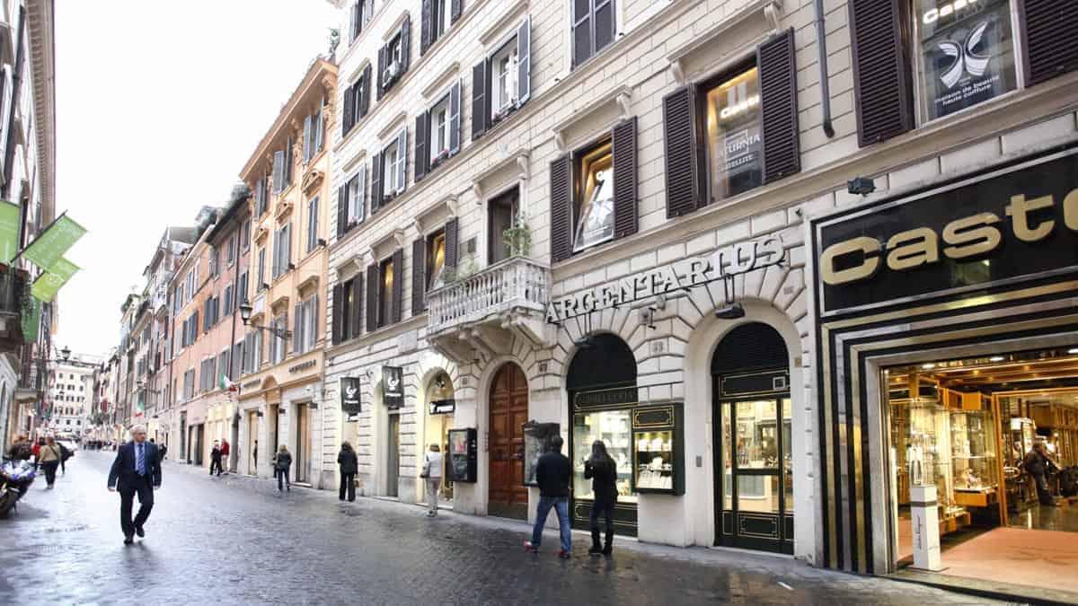شارع ناسيونالي التجاري