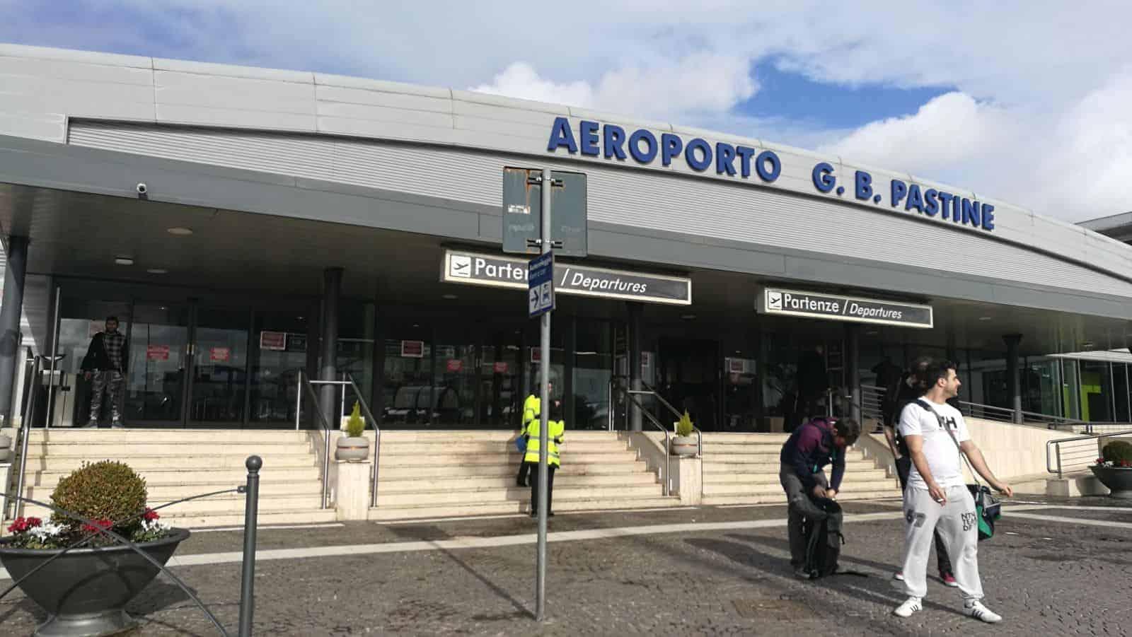 مطار ciampino