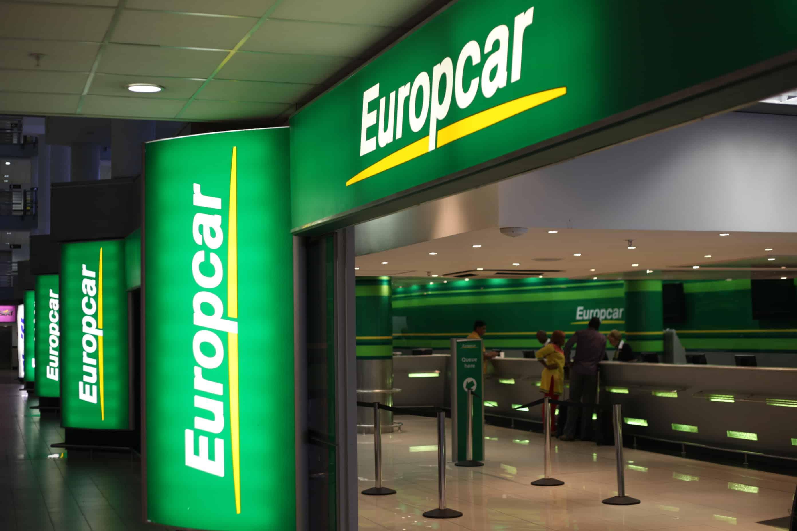 مكتب Europcar