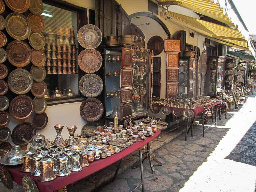 السوق العثماني القديم