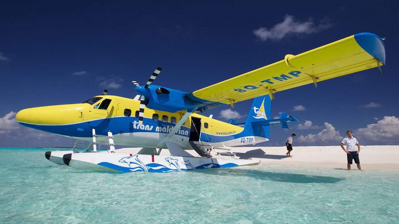 الطائرة المائية
