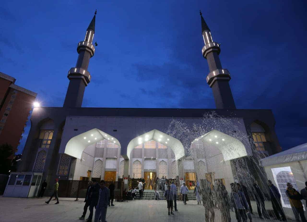 جامع الملك فهد بن عبدالعزيز