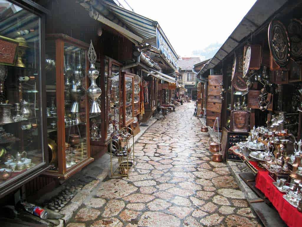 سوق باشارشجيا