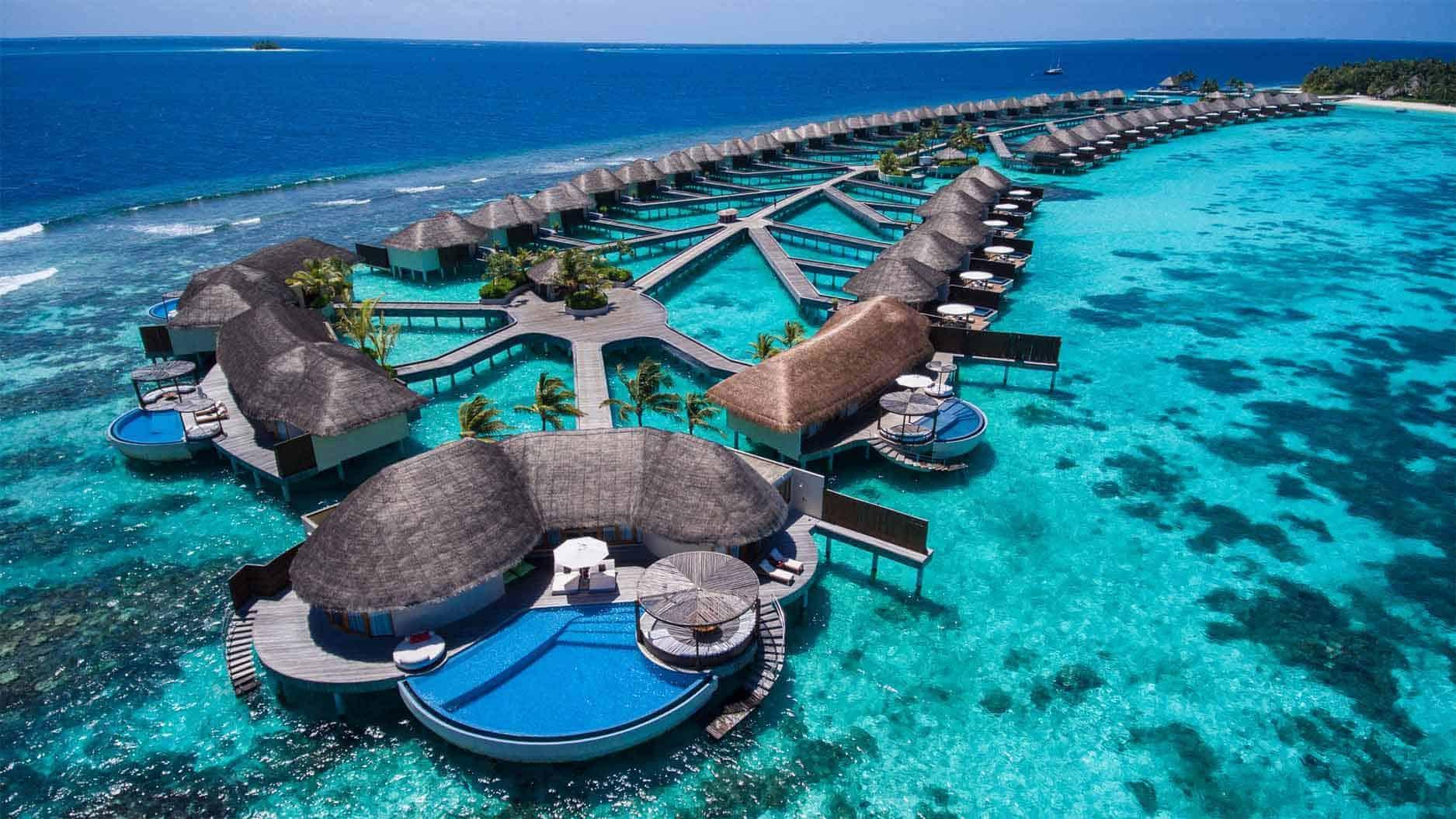 فنادق ومنتجعات المالديف