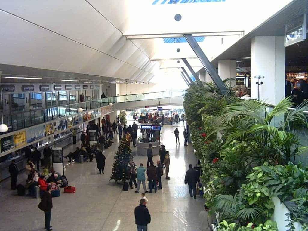 مطار سرايفو الدولي