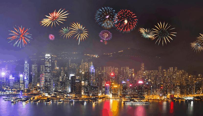أفضل الدول المناسبة لاحتفال رأس السنة