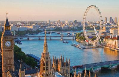 افضل الاماكن لشهر العسل في لندن في ديسمبر