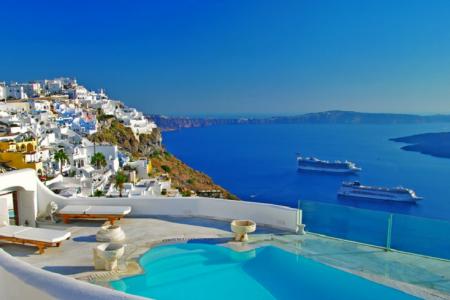 أفضل الأماكن المناسبة لشهر العسل في اليونان