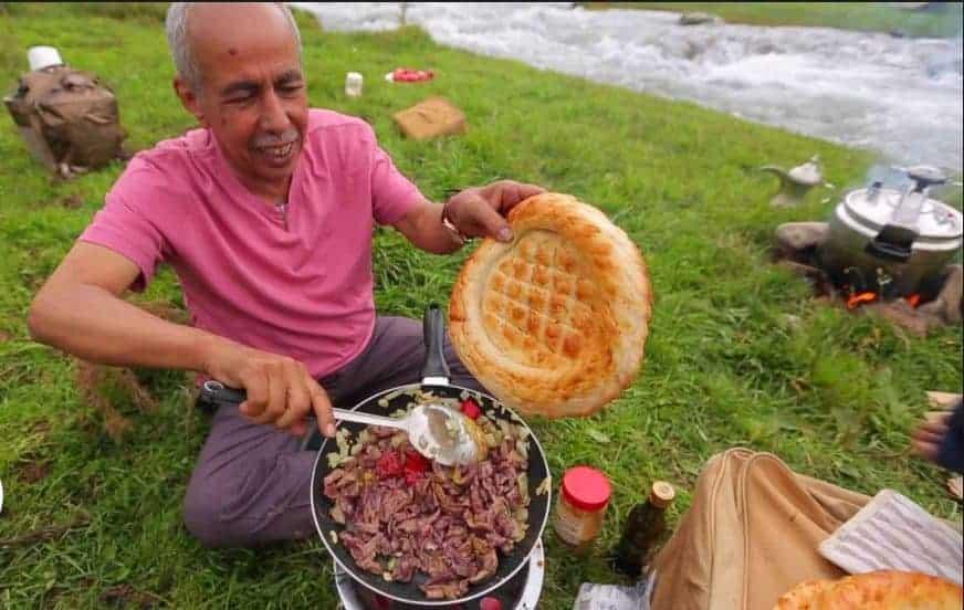 أشهر الأكلات في قزغيزستان