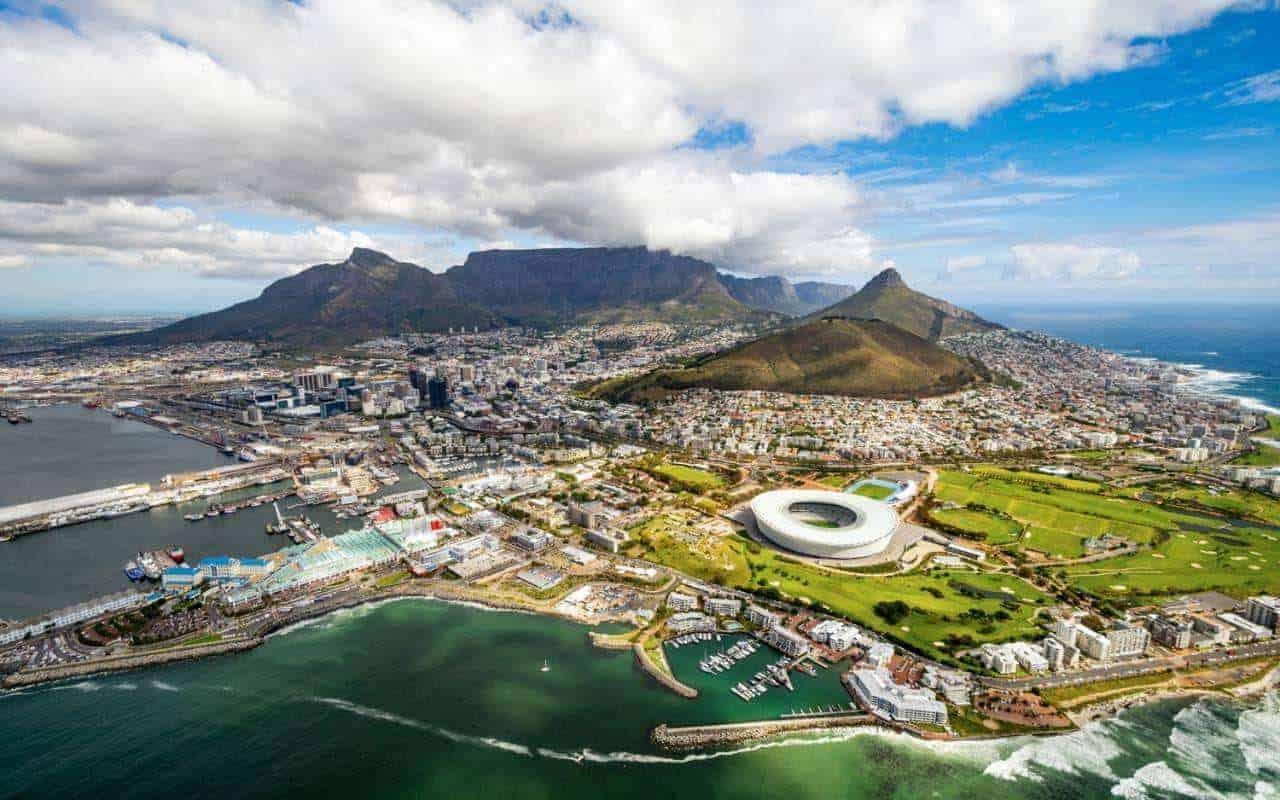 معلومات تهمك عن جنوب إفريقيا