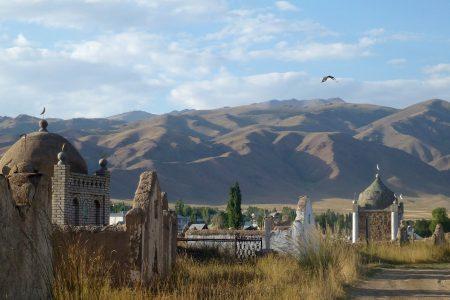 تقرير عن السياحة في قرقيزيا