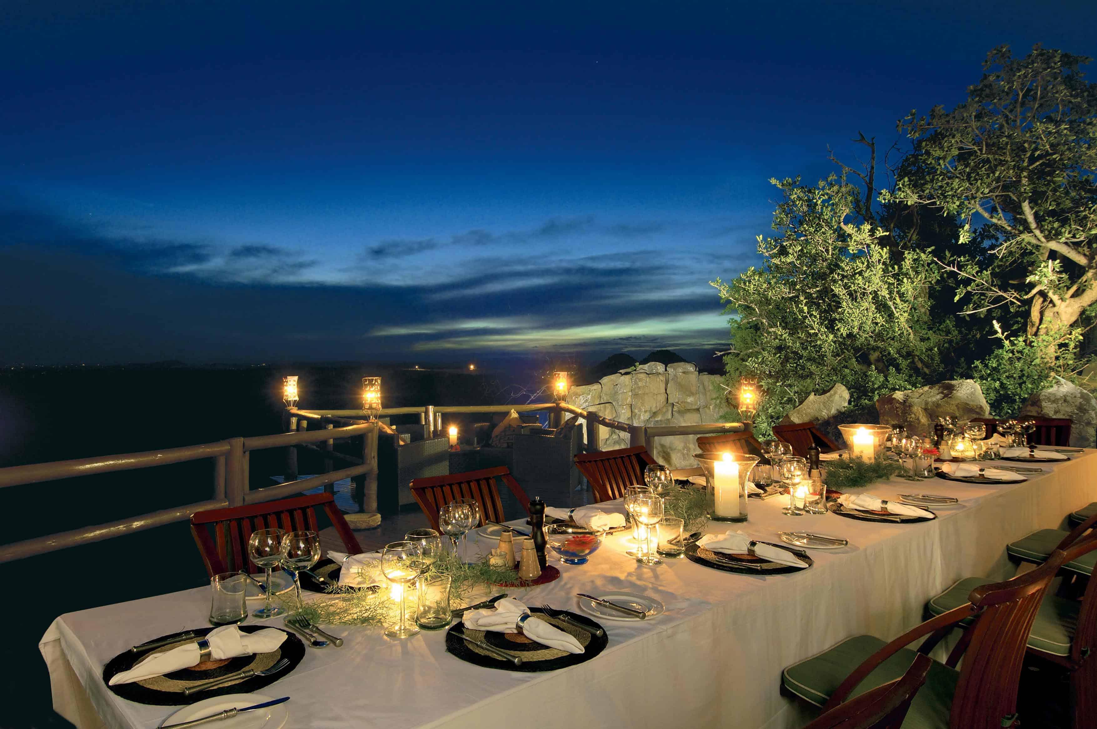 المطاعم في جنوب أفريقيا