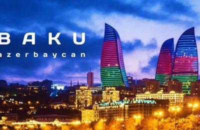 من ذكرياتي باكو عاصمة أذربيجان
