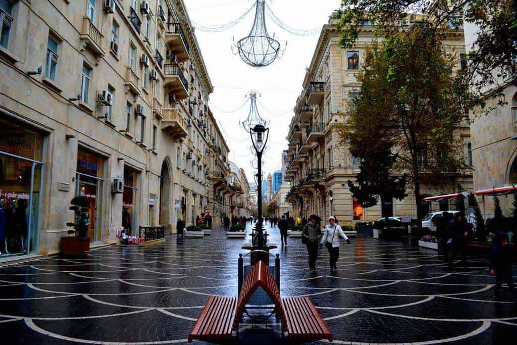 شارع نزامي