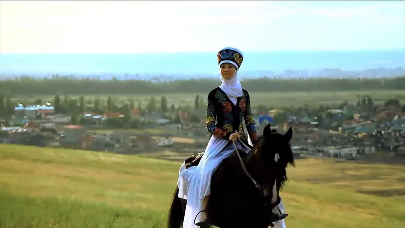 صفات الشعب في قرقيزيا