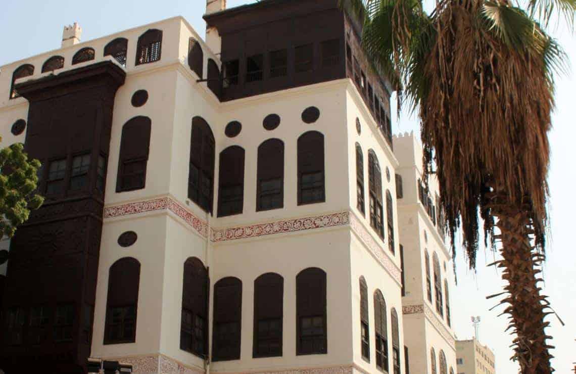 قصر نصيف الاثري