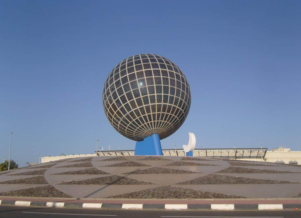 مجسم الكرة الأرضية