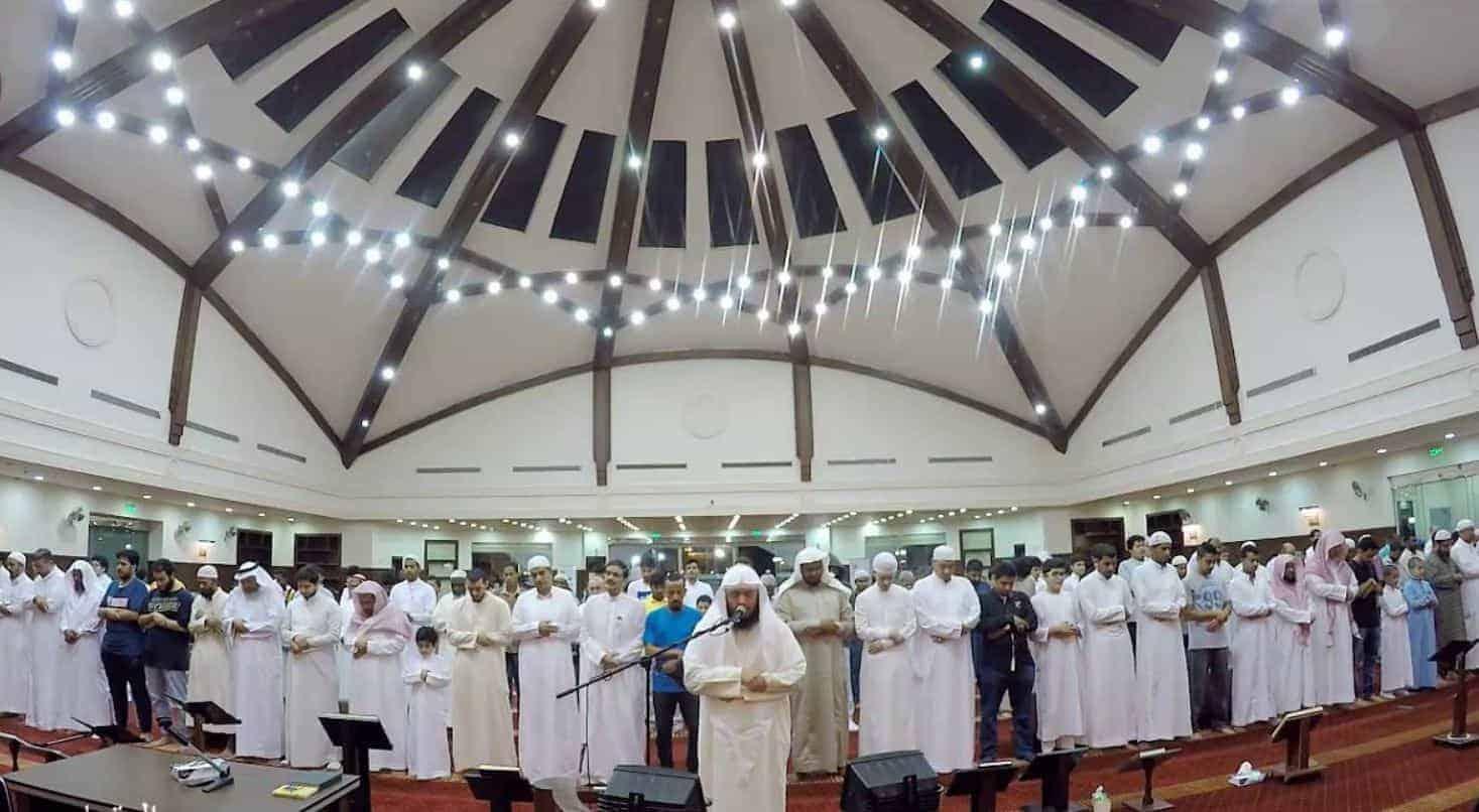 مسجد عائشة الكعكي جدة