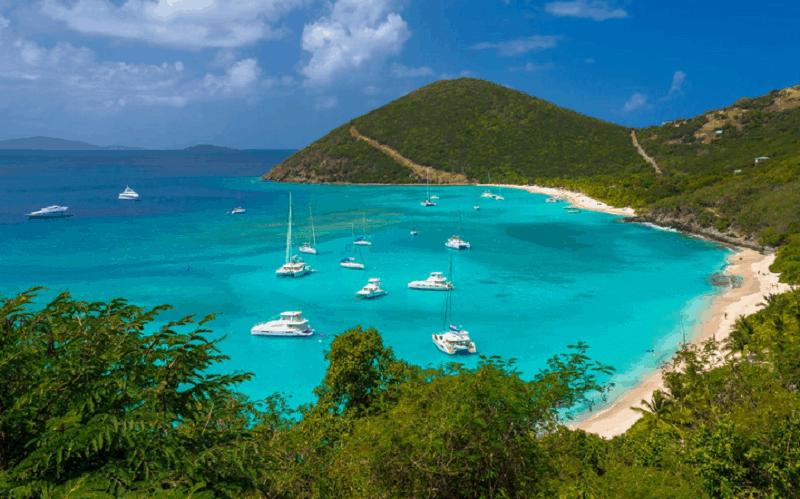 أفضل الجزر في يناير