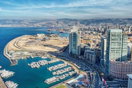 درجة الآمان في لبنان