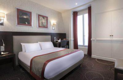 افضل 10 فنادق رخيصة في الشانزليزيه باريس موصى بها