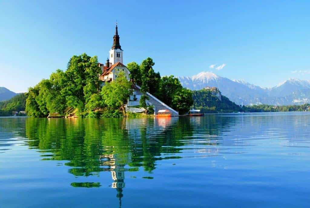 تقرير شامل مصور عن سلوفينيا