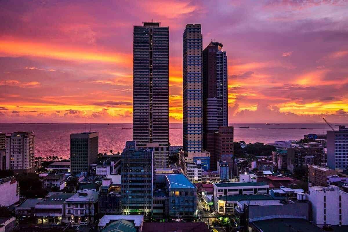 تقرير عن رحلتي إلى الوردة مانيلا