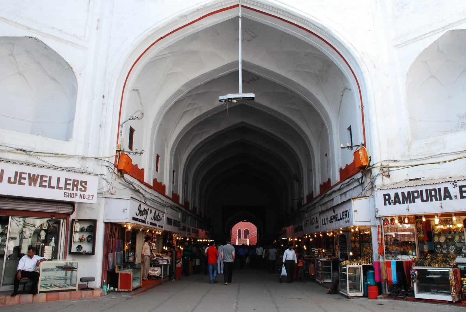 سوق تشاتا تشاوك دلهي