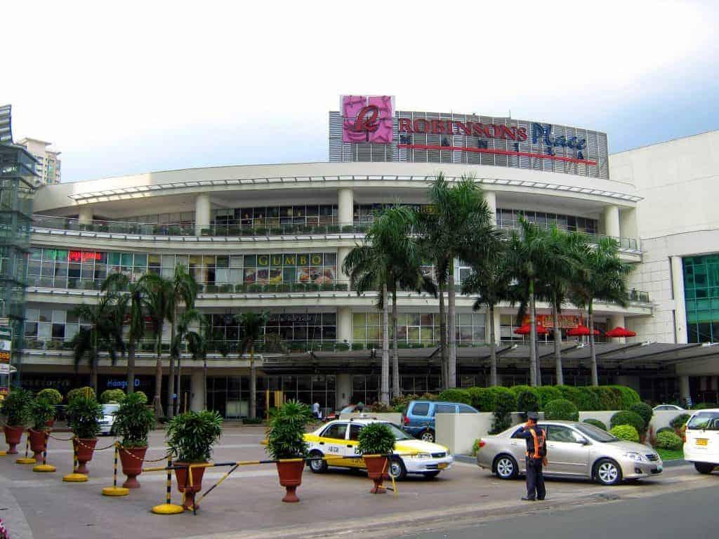 سوق روبنسون مانيلا