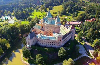 تقرير سلوفاكيا البلاد الساحرة