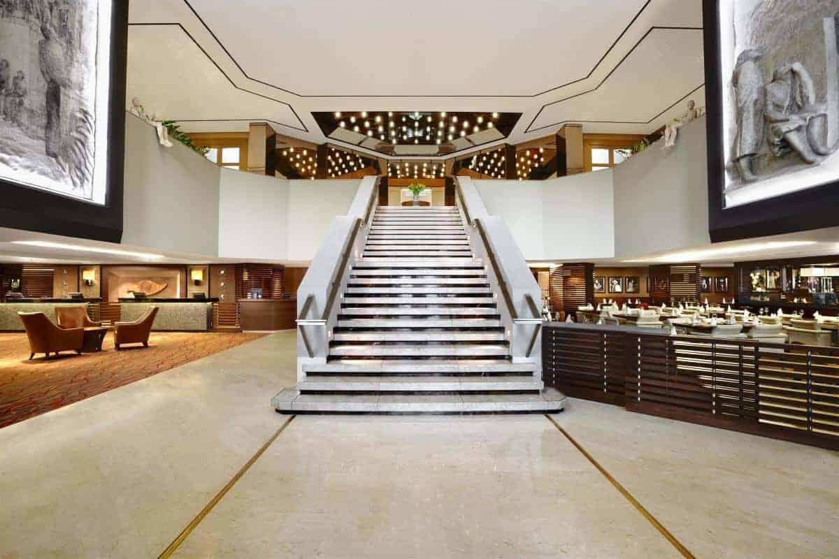 فندق شيراتون المطار بروكسل