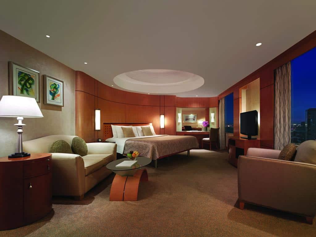 فندق ماكاتي شانغريلا مانيلا