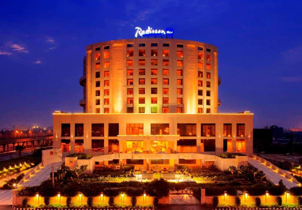 فندق Radisson Blu Marina Hotel Connaught Place