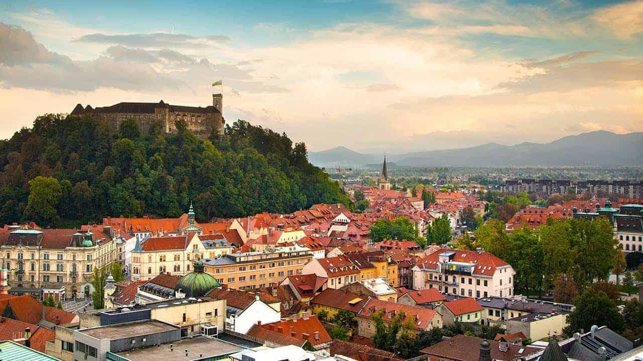 مدينة ماريبور غرب سلوفينيا
