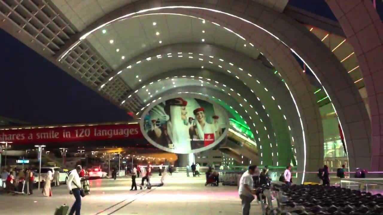 مطار ترمنال 3