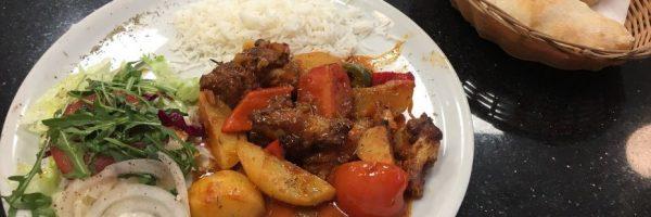 مطعم سفرة  Sofra Restaurant