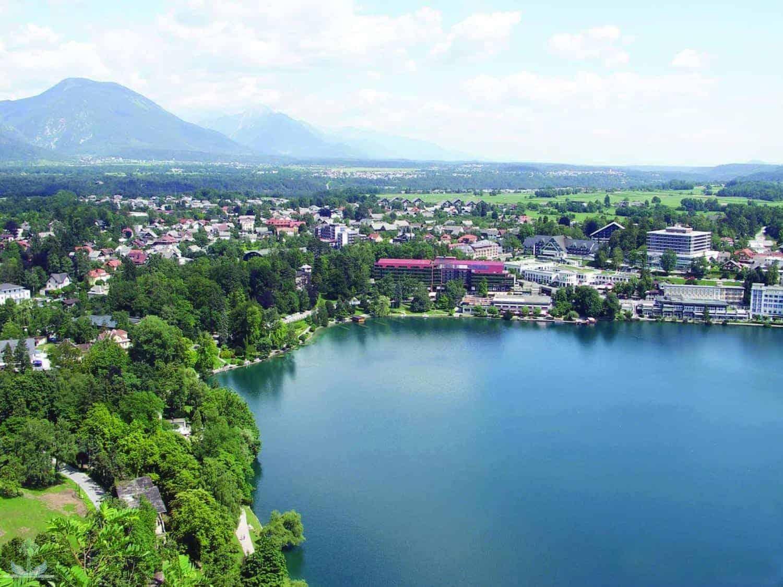 وجهات سياحية في سلوفينيا