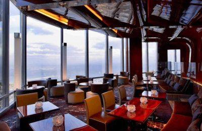 أفضل المطاعم في دبي ذات الإطلالة المميزة