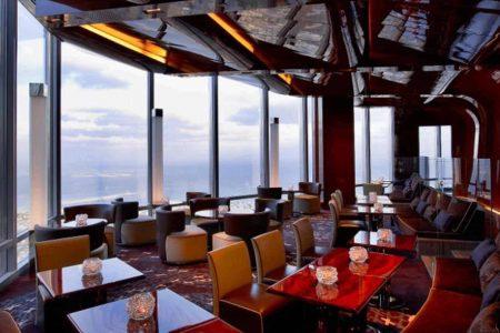 افضل المطاعم في دبي ذات الاطلالة المميزة