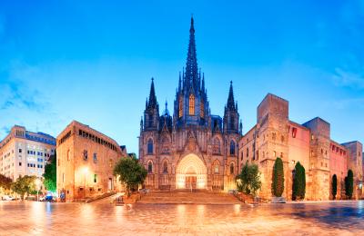 افضل وقت للسفر إلى برشلونة في اسبانيا