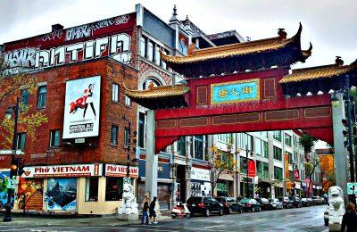 افضل الأنشطة في الحي الصيني تورنتو كندا