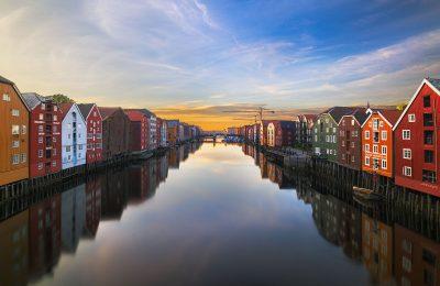 افضل وقت للسفر إلى تروندهايم في النرويج