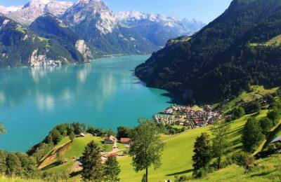 افضل 8 من فنادق انترلاكن على البحيرة موصى بها