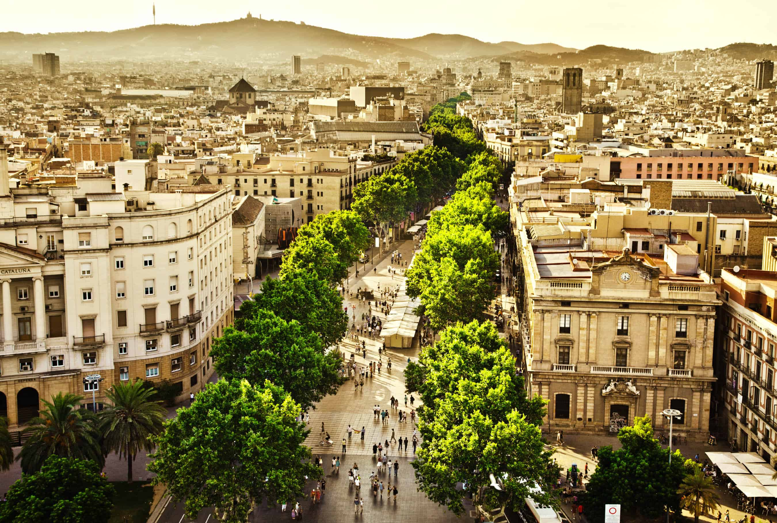 افضل 9 من فنادق برشلونة شارع الرامبلا موصى بها