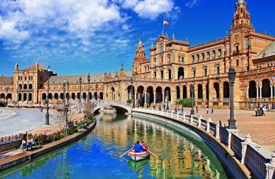 المعالم السياحية في اسبانيا