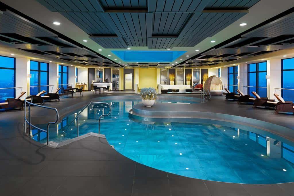 تقرير شامل عن فندق شيراتون ارابيلا بارك ميونخ