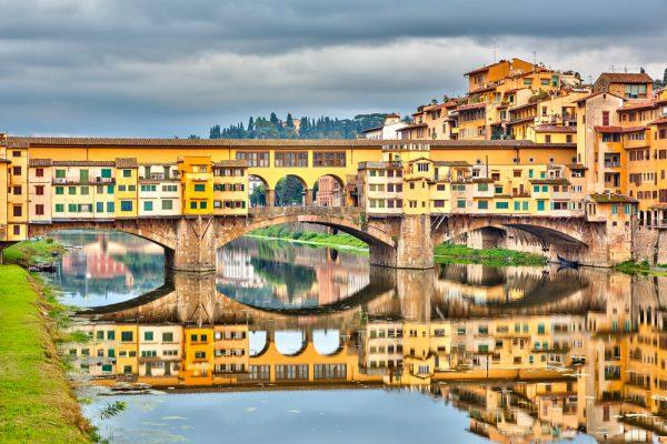 جسر بونتي فيكيو Ponte Vecchio