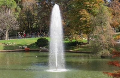 حدائق اسبانيا ومواصلاتها السياحية