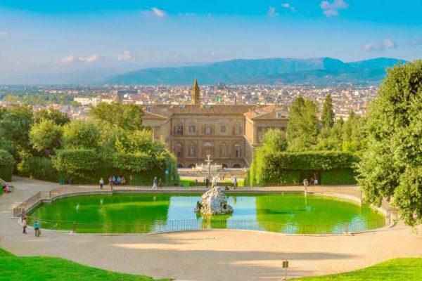 حدائق بوبولي Giardini di Boboli